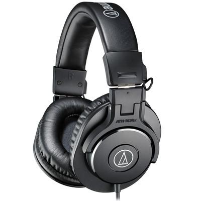 Audio-Technica ATH-M30x Professional Monitor Headphones - Audio-Technica - ATH-M30X (HAHPATEATHM30X)