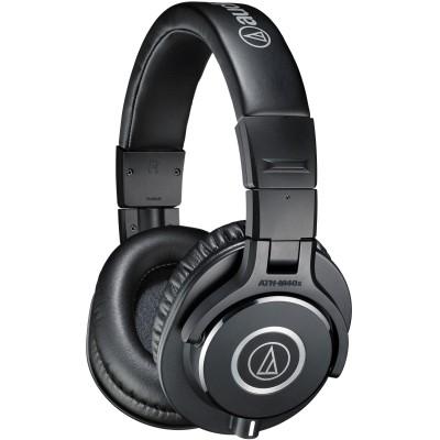 Audio-Technica ATH-M40x Professional Monitor Headphones - Audio-Technica - ATH-M40X (HAHPATEATHM40X)