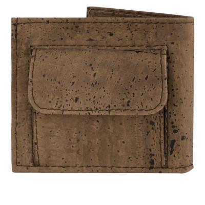 Men's Cork Wallet