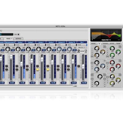 MOTU 828x Thunderbolt/SUB2 Audio Interface - MOTU - 4370