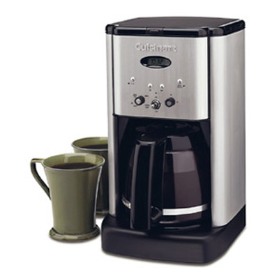 Cuisinart Brew Central 12-Cup Programmable Coffeemaker (DCC-1200C)