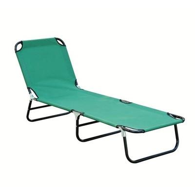 Sun Lounge Chair - Green