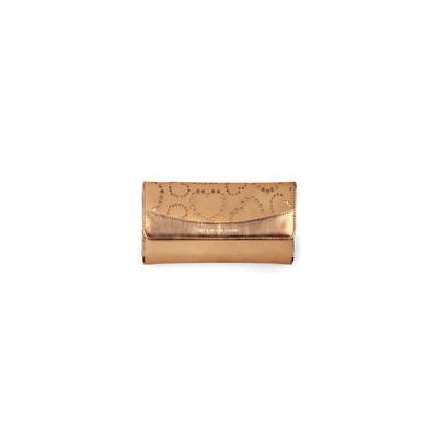 Mascalzone Latino Horizontal Sab Eco-Leather Lady's Wallet - Sand
