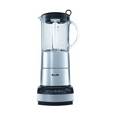Breville-Refurbished BBL550XL Ikon 610-Watt Stainless-Steel Blender