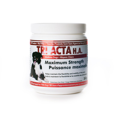 Tri-Acta H.A. Maximum Strength with Hyaluronic Acid, 160g