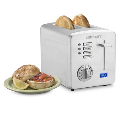 Cuisinart-Refurbished CPT170 Classic Toaster 2 Slice-Manufacturer Recertified with 90 days Warranty