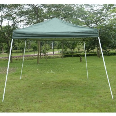 10' x 10' Pop Up Canopy Tent - Forest Green