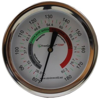 FreeGarden TEMP Compost Thermometer
