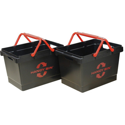 FreeGarden Handy Bin Storage and Transportation Container