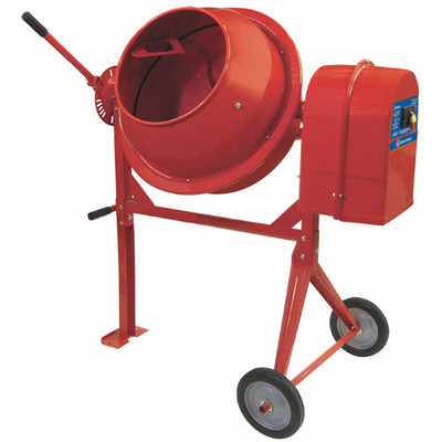 King Canada KC-15CM 3.5 Cubic Foot Electric Cement Mixer