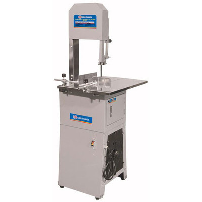 King Canada KC-10MB 10-Inch Meat Bandsaw with Meat Grinder