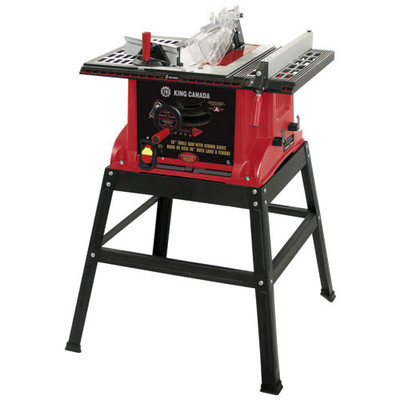 King Canada KC-5005R 10-Inch Table Saw with Riving Knife