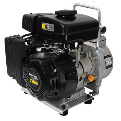 BE WP-1020R 1-inch 42-GPM Gasoline Water Transfer Pump