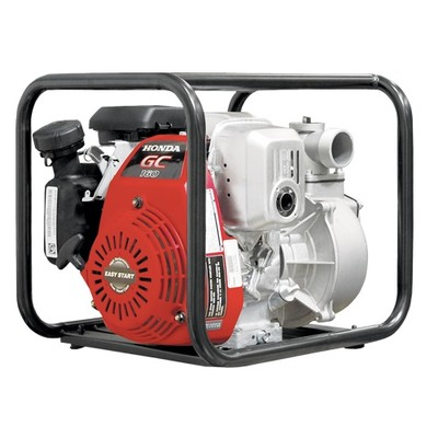 BE WP-2050HL 2-inch 158-GPM Water Transfer Pump with Honda GC Engine