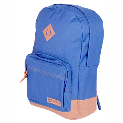 WillLand Outdoors College Luminosa Backpack, navy