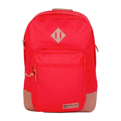WillLand Outdoors College Luminosa Forte Backpack, red
