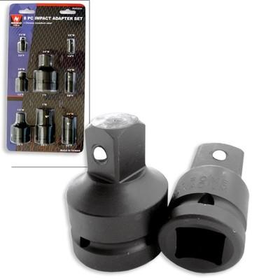 Neiko 8-Piece Impact Socket & Adapters