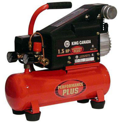Performance Plus 8449N 1.5-Horsepower Air Compressor