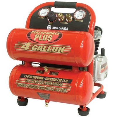 Performance Plus 8488C 2.5-Horsepower Twin Tank Air Compressor