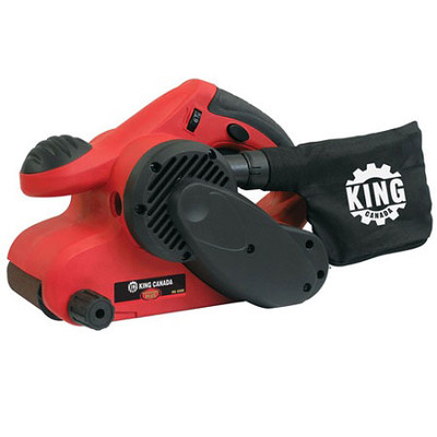 Performance Plus 3-inch x 21-inch Variable Speed Belt Sander