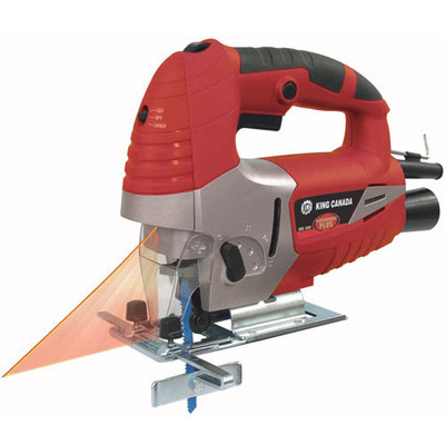 Performance Plus Variable Speed Orbital Jig Saw with Laser