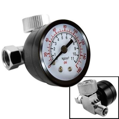 Tooluxe Air Regulator with Gauge