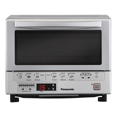 Panasonic-Refurbished NBG110P Toaster Oven-Manufacturer Recertified with 90 days Warranty
