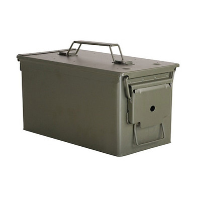 PA-108 FAT 50 Caliber Army Metal Ammo Can