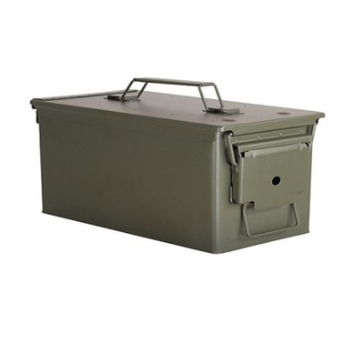 M19A1 30 Caliber Army Metal Ammo Can