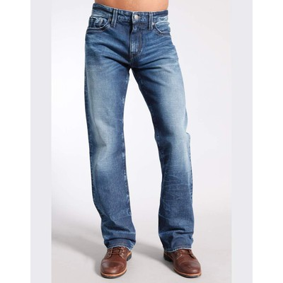 Mavi Jeans JOSH MIDRISE BOOTCUT PREMIUM DARK CASHMERE