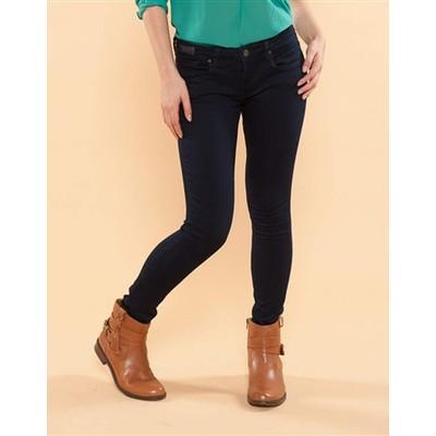 Mavi Jeans ALEXA HIGHRISE SKINNY SHANTI IN DARK WASH