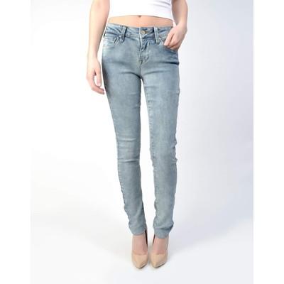Mavi Jeans ALEXA MIDRISE SKINNY SHANTI IN BLEACH