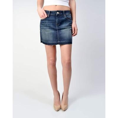 Mavi Jeans MYA MINI SKIRT IN DEEP R VINTAGE