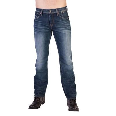 Mavi Jeans JOSH MIDRISE BOOTCUT AMERICAN CASHMERE IN DEEP INDIGO