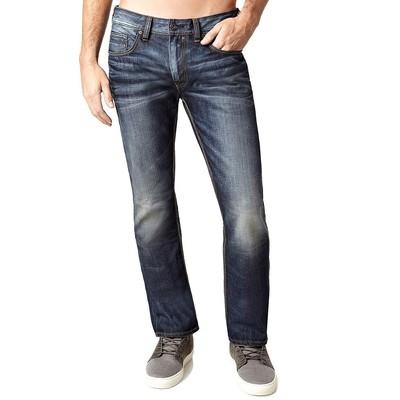 Buffalo Jeans EVAN LOWRISE SLIM IN DARK BLASTED