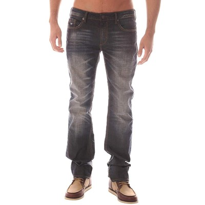 Buffalo Jeans SIX LOWRISE SLIM MERCER DIRTY AND TUMBLE