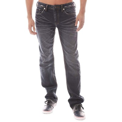 Buffalo Jeans SIX-X LOWRISE SLIM IN ARCADIA LIGHTLY BLASTED