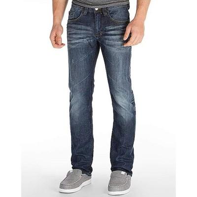 Buffalo Jeans EVAN X LOWRISE SLIM IN SHEEBA BLUE