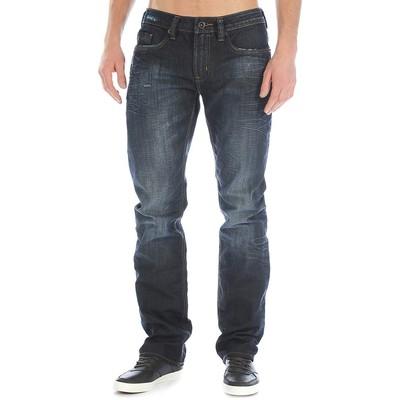 Buffalo Jeans EVAN LOWRISE SLIM USED AND CRINKLED IN DARK