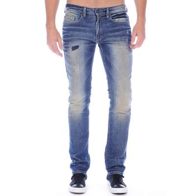 Buffalo Jeans SIX X LOWRISE SLIM IN SANDED