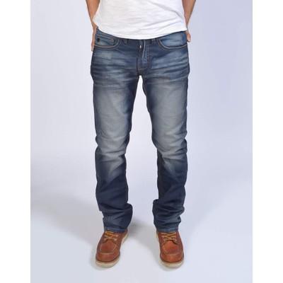 Buffalo Jeans SIX LOWRISE STRAIGHT IN MEDIUM BLUE