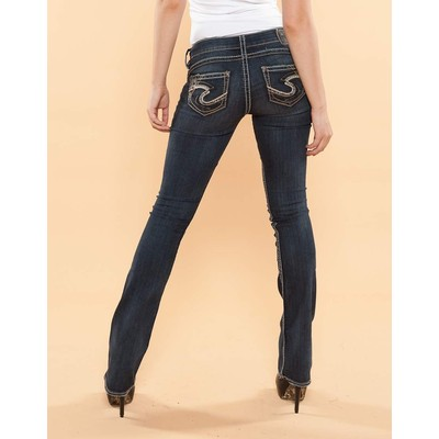 Silver Jeans Tuesday 16 1/2