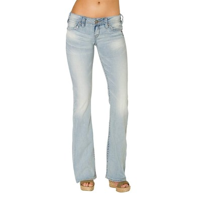 Silver Jeans Pioneer with Flap Pockets