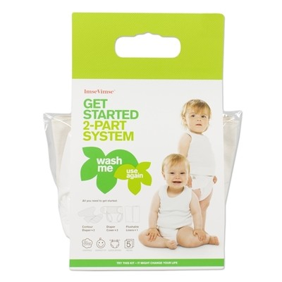 Imse Vimse Get Started Kit - Standard - newborn