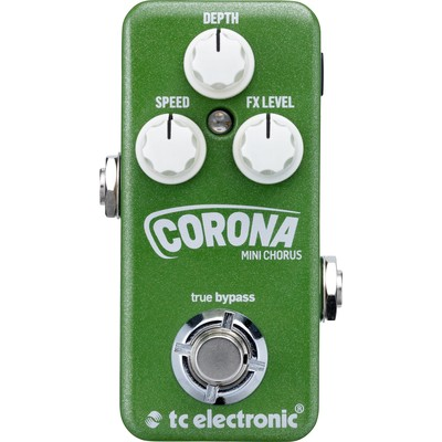 TC Electronic Corona Mini Chorus Effect Pedal - TC Electronic - 960807001