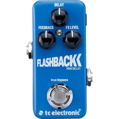 TC Electronic Flashback Mini Delay Effect Pedal - TC Electronic - 960806001
