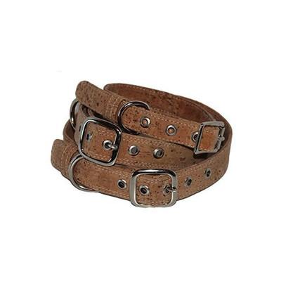 Rok Cork Handmade Pet Collars