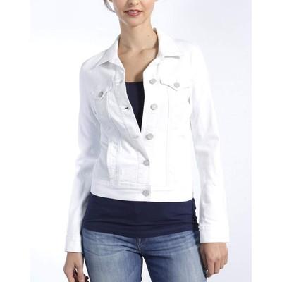 Mavi Jeans SAMANTHA WHITE NOLITA DNM JKT