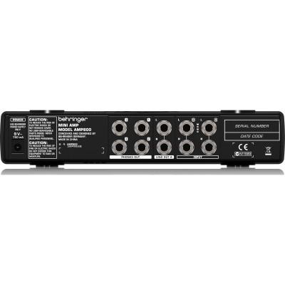 Behringer MiniAmp AMP800 Headphone Amp - Behringer - AMP800