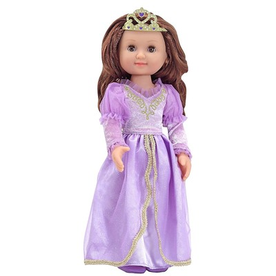 "Melissa & Doug Larissa-14"" Princess Doll"